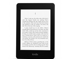 Amazon's All-New Kindle Paperwhite.